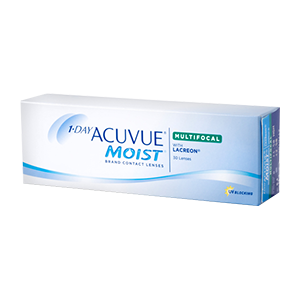 1-Day Acuvue Moist Multifocal 30 product image