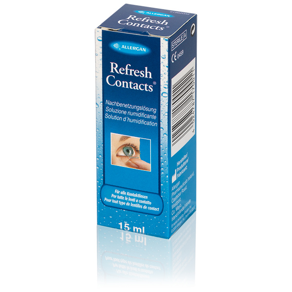 Allergan Refresh Contacts - 15ml