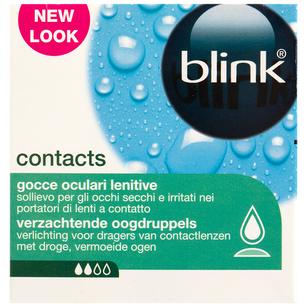 Blink contacts - 20 x 0.35ml