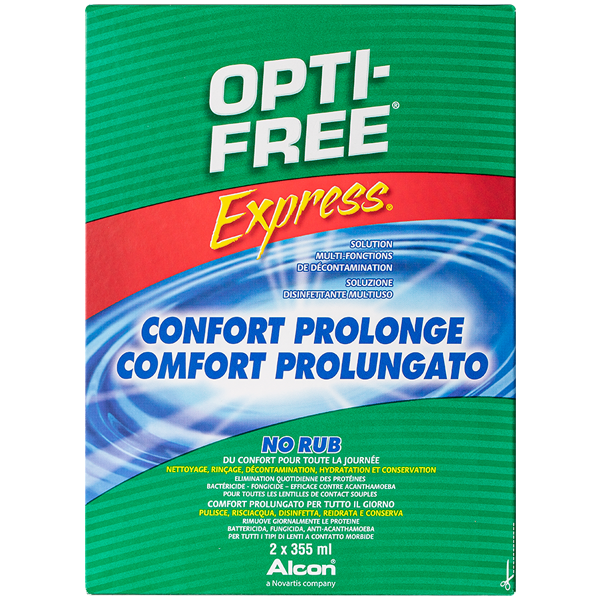 OptiFree Express - 2 x 355ml