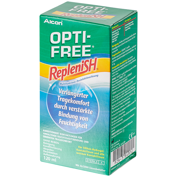 OptiFree RepleniSH - 120ml