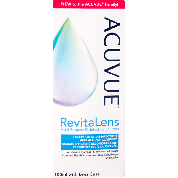ACUVUE RevitaLens 100ml