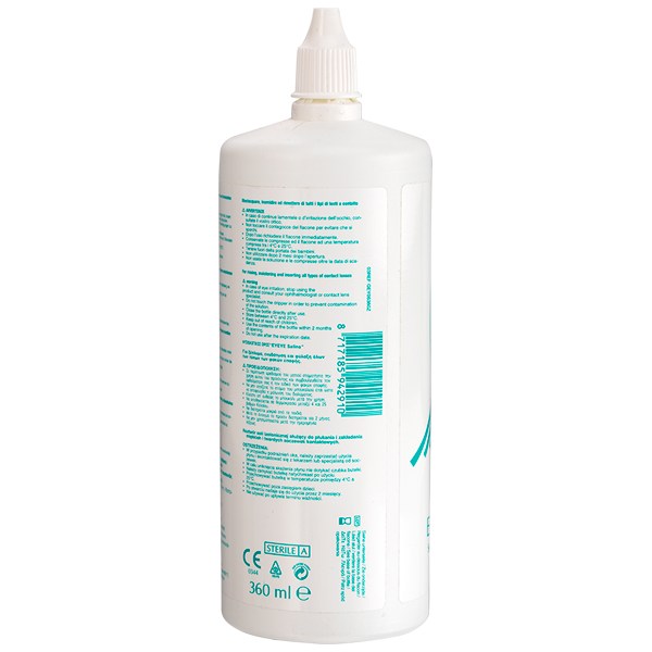 EYEYE Saline 360ml saline solution