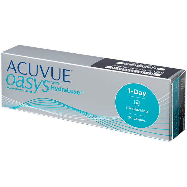 Acuvue Oasys 1-Day with Hydraluxe 30