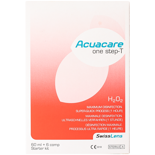 Acuacare One Step-T 60ml