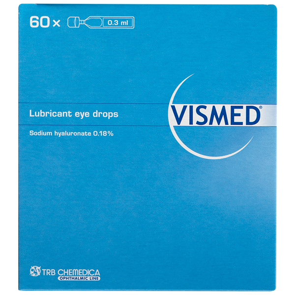 VISMED Collyre 60x0.3ml
