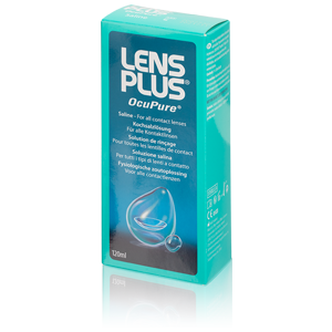 Lens Plus OcuPure - 120ml