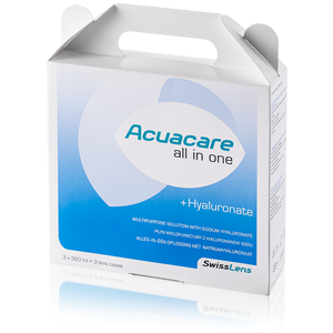 Aquacare All-in-One 3x360ml