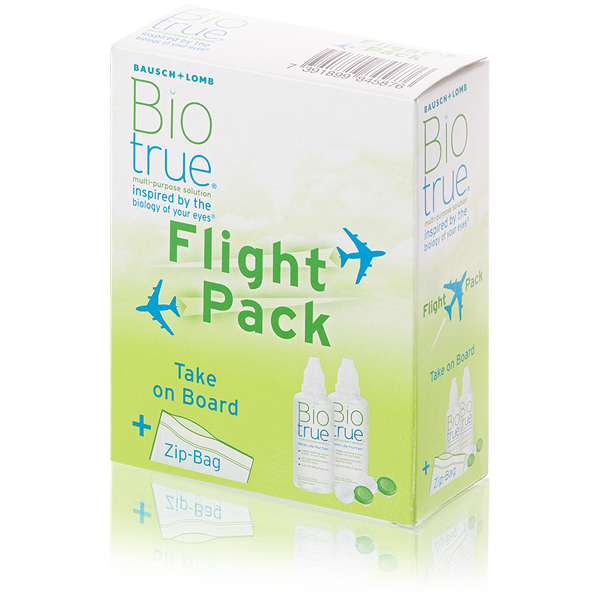 Biotrue Flight Pack